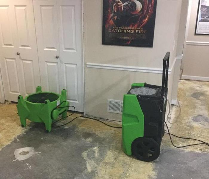 Water Damage Water Damage Process